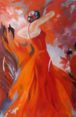 Flamencodanseres, Joke van Weeren