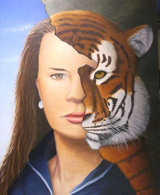 De tijger Denise, Anja Egberts