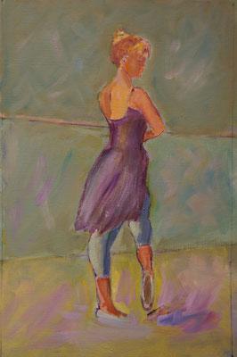 Balerina in spe , Mieke Jellema