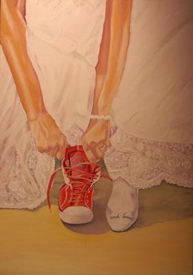 foute schoen , Tineke Mol