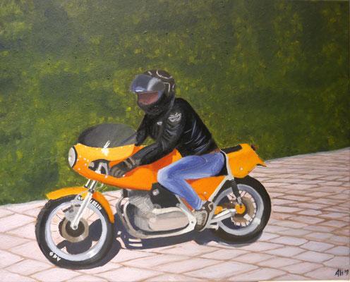 Vriend op motor, Anita Hoogervorst