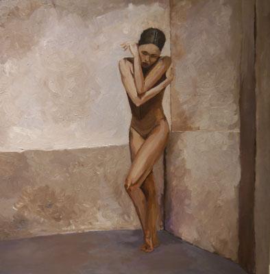 In de hoek gedreven, Marije Zwiers