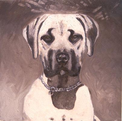 Hondenkop, Regina Blom