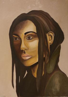 Portret, Esmee van der Plas