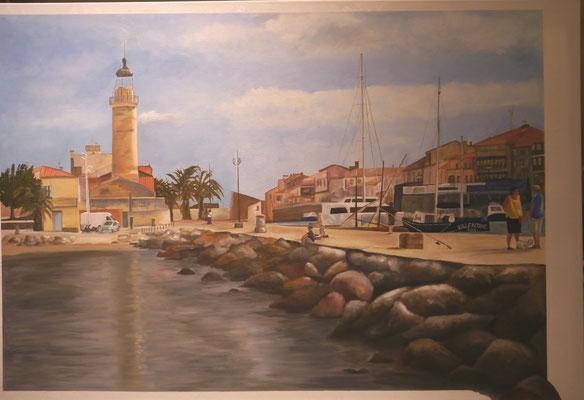 Havenplaats, Ilonka Hogenboom