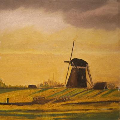 Holland, Bep de Jong