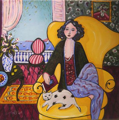 Lazy bones, Marianne Kars