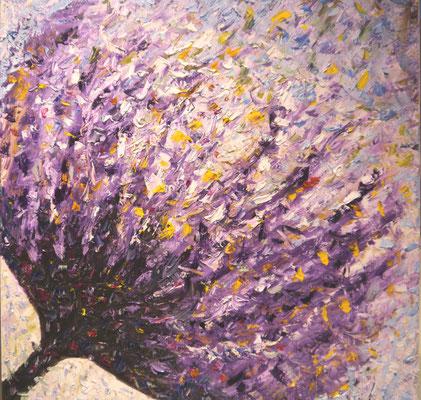 Grote bloem, Bianca Straathof