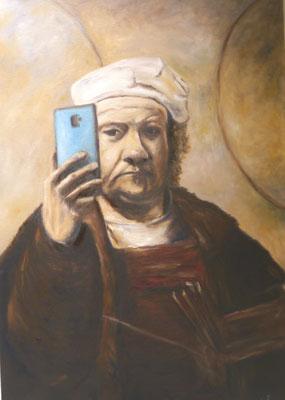Selfie. Rene Koek