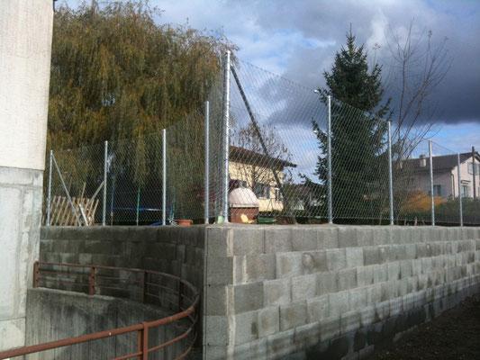 Mur en briques Cofra