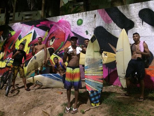 Natal , Rio Grande do Norte, Brésil 2018.