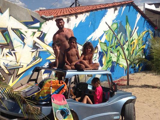 GALINHOS brasil aventure Rio grande do norte.