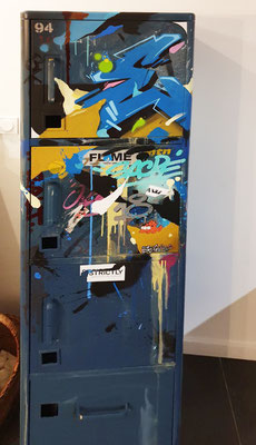 armoire décoration /dickies/strictly/Flame/street art/ graffiti/ MTN