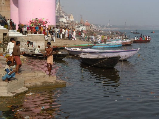 Varanasi, inde 2011.yes my prend!