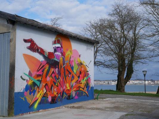 Cherrish Belharra, Socoa, St jean de luz. Pays basque.