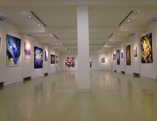 Exposition Cité des lumières, Centre Culturel André Malraux à  AGEN 2020.