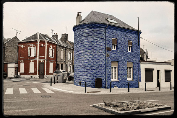 Briques bleus d'Amiens