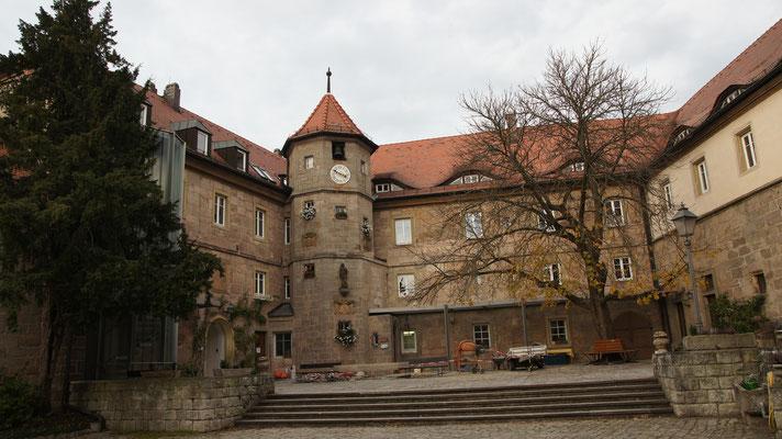 Schloss Schwanberg - das Gästehaus