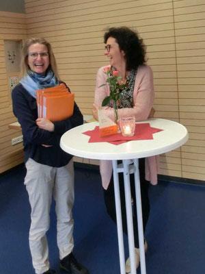 Leitung: Martina Huber-Holderer und Elke Hiesinger