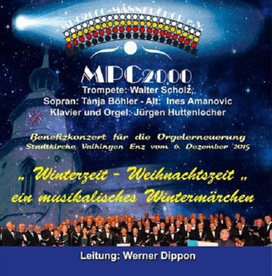 """Winterzeit Weihnachtszeit .. """"ein musikalisches Wintermärchen""""  u.a. mit Trompetenlegende Walter Scholz u.a."""