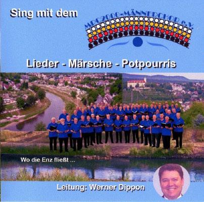Lieder, Märsche, Potpourris  ... zum Mitsingen