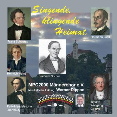 Singende, klingende Heimat  ... Volksweisen und Männerchor-Klassiker   ... lieferbar ab März 2018