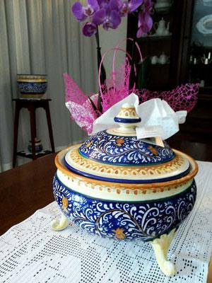 CERAMICA CAPETOLA ceramica abruzzese