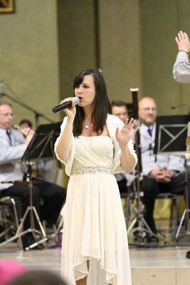 Lourdes, mit dem Wehrbereichsmusikkorps III