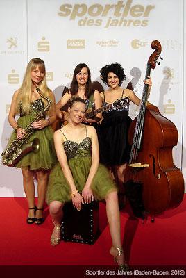 Go Chicas-Sportler des Jahres Baden Baden