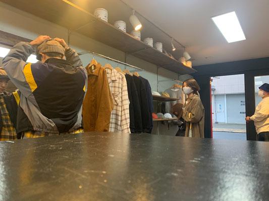 伊藤商店, WED STORE, IN-PUT-OUT