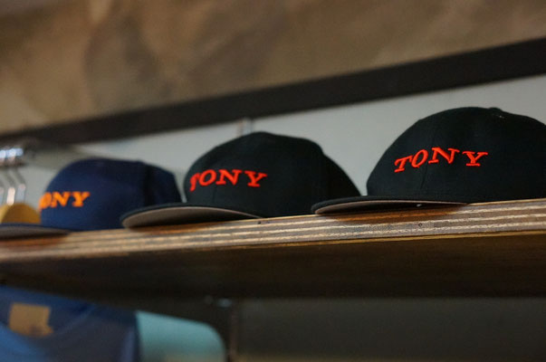 TONYTAIZSUN, TONY, TOKYO, SURF, SURFSTYLE, OKAYAMA, MARBLEROOM, 岡山, マーブルルーム, 岡山イオン, 岡山駅前