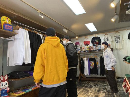 Sukimono Club POP UP STORE