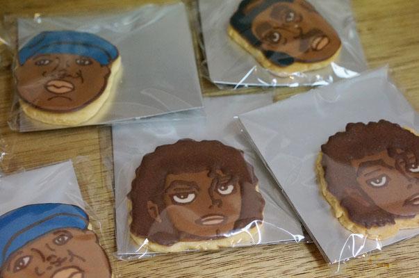 PINE&SONS × Cookie Mafia