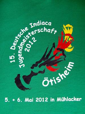 Mai 2012: Deutsche Meisterschaften