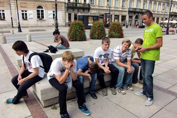 Sightseeing - Tour in Warschau