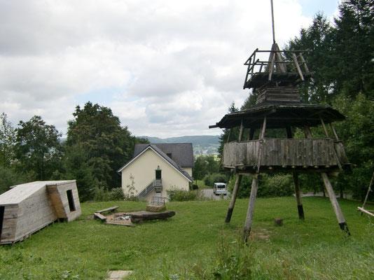 Die Unterkunft im Scout Home in Mersch war optimal