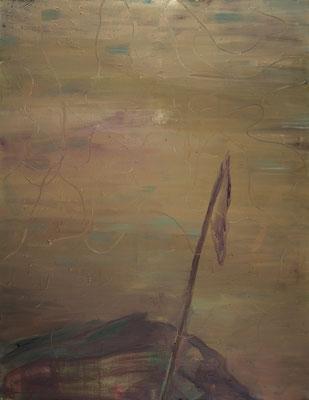 Danach, 2005, Öl auf Leinwand, 160 x 125 cm