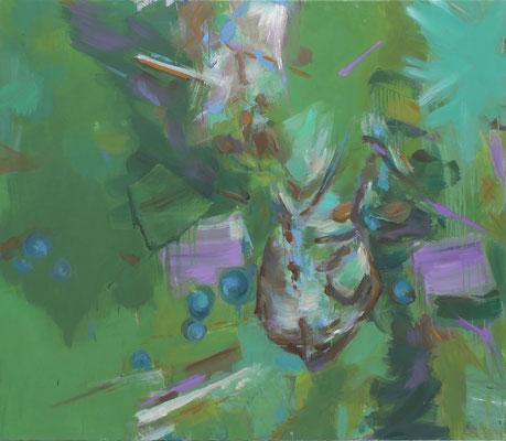 Kean-3, 2020, Öl auf Leinwand, 130 x 150 cm