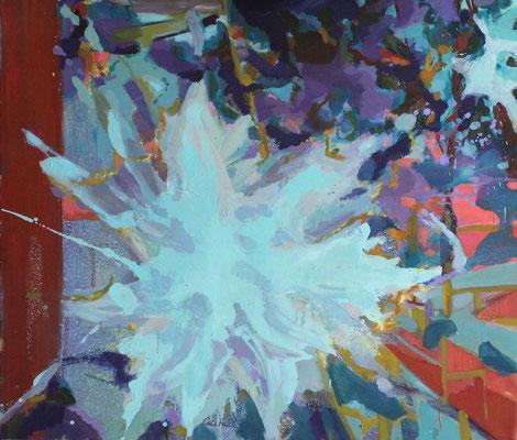 o.T., , 2012, Öl auf Leinwand, 130 x 150 cm