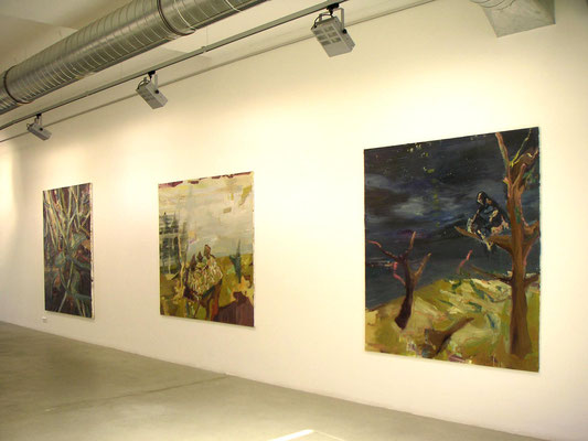 Guardini Galerie, 2007, Berlin