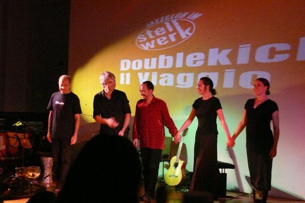 Fain Sanchez Dueñas,  Christian Ribas, Juan, Mizuki Wildenhahn, Lea Fresenius | Stellwerk Hamburg (2010)