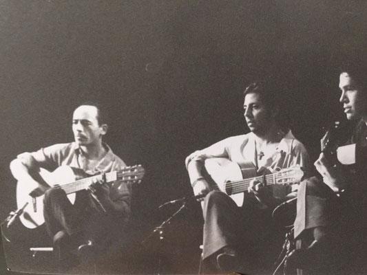 Juan, Gilberto Torres, Manuel Herrera | Hamburg Markthalle (1998)