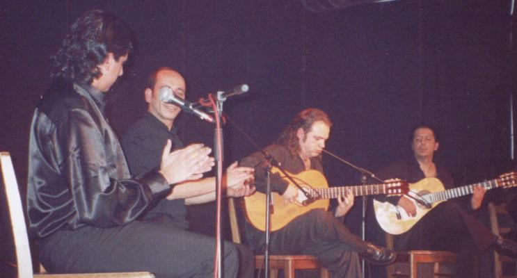 """Juanillo"", Juan, Miguel Sotelo, Gilberto Torres (2002)"