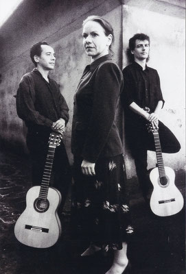 Juan, Dominique Lasaki, Robert Frantz | 1993