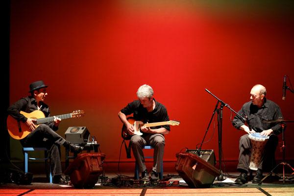 Juan, Christian Ribas, Fain Sanchez Dueñas | Sprechwerk Hamburg (2014)