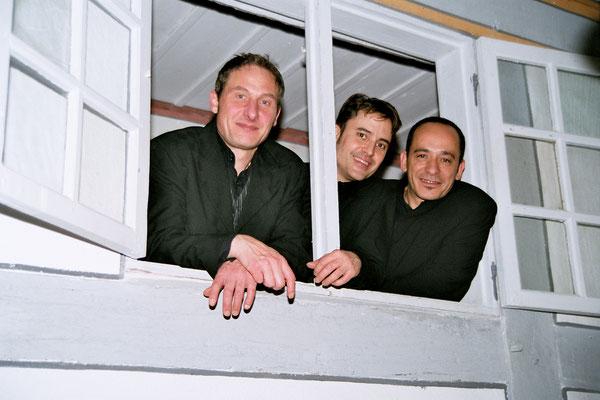 André, Cesar Falcón, Juan | Lauenburg (2006)
