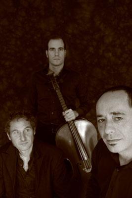 André Krikula, Martin Bentz, Juan (2008)