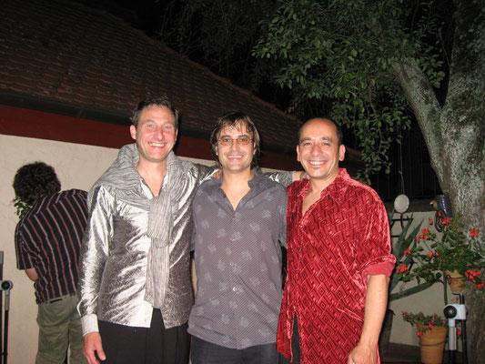 André Krikula, Cesar Falcón, Juan | Würzburg (2007)