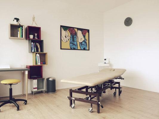 Behandlungsbereich Physiotherapie Thomas Freimann in Schortens