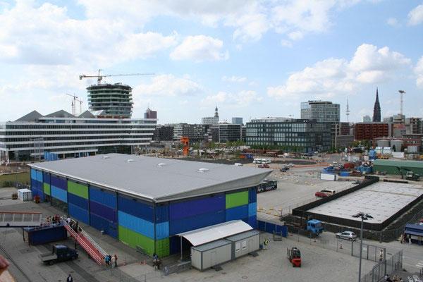 Cruise-Terminal Hamburg
